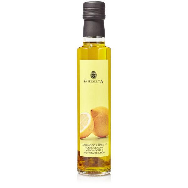 ACEITE - LA CHINATA - CONDIMENTADO - Limon