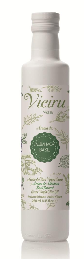 ACEITE - VIEIRU - AROMATICO - Albahaca
