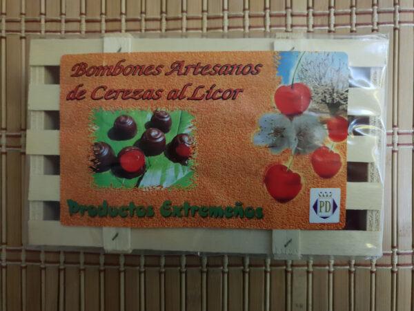 BOMBONES – D. PABLO - Cerezas al licor 150gr