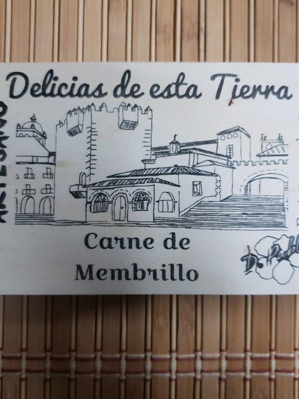 CARNE DE MEMBRILLO - D.PABLO