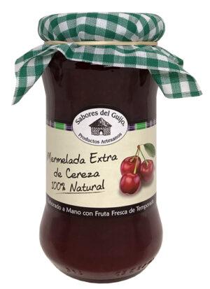 MERMELADA -SABORES DEL GUIJO - Cereza