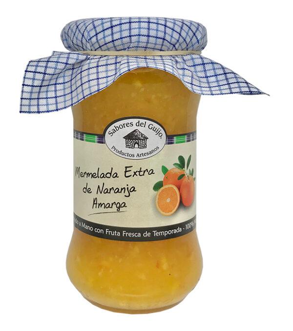 MERMELADA -SABORES DEL GUIJO - Naranja amarga