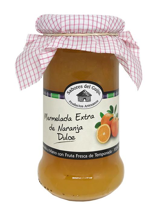 MERMELADA -SABORES DEL GUIJO - Naranja dulce