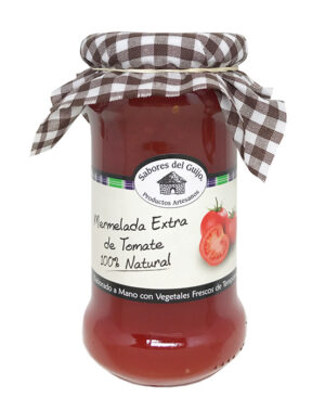 MERMELADA -SABORES DEL GUIJO - Tomate