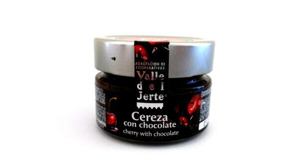PREPARADOS - VALLE DEL JERTE - Cerezas con chocolate