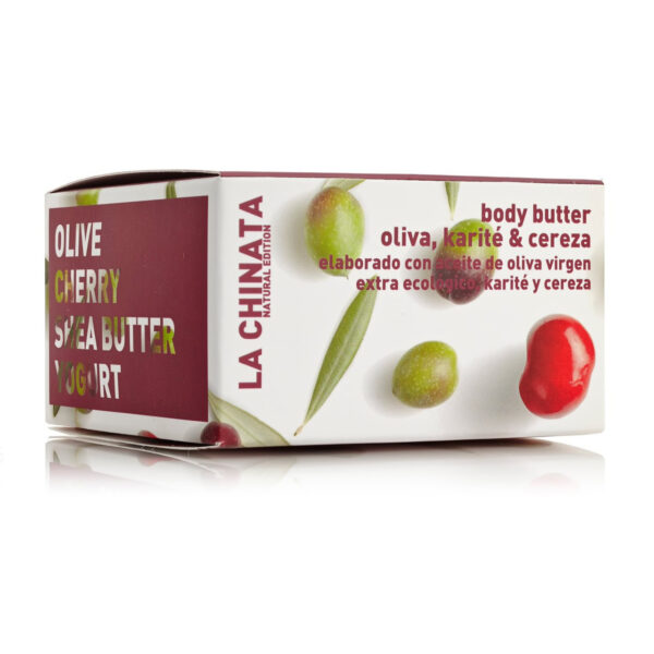 Boddy butter de oliva karite y cereza