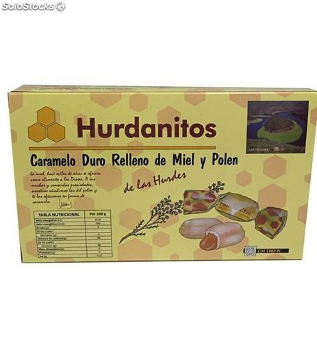 Caramelo miel hurdanitos