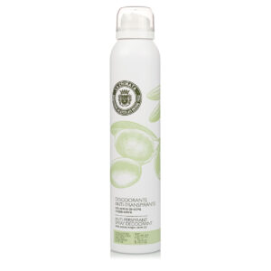 desodorante anti transpirante