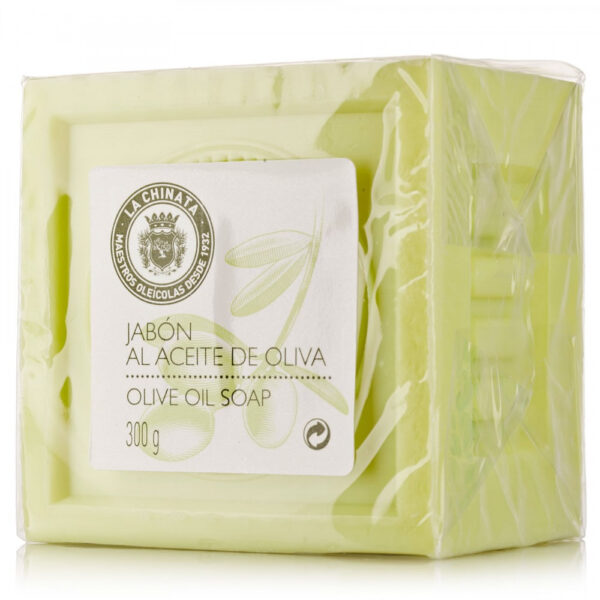 Jabon al aceite de oliva