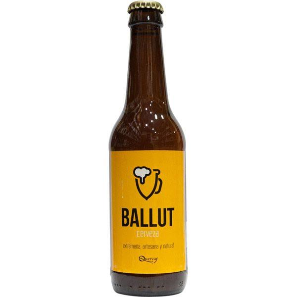 cerveza ballut blonde ale