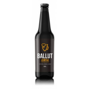 Cerveza baillut zaina negra