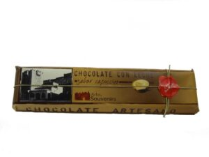 chocolate con leche sabor capuccino