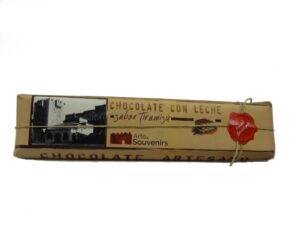 chocolate con leche sacor tiramisu