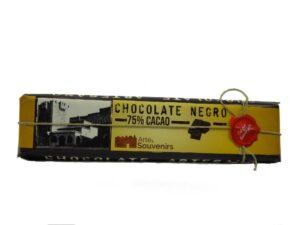 chocolate negro 75 cacao