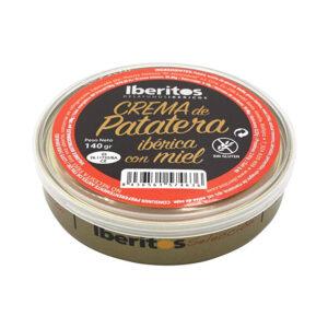 crema de patatera iberica con miel iberitos