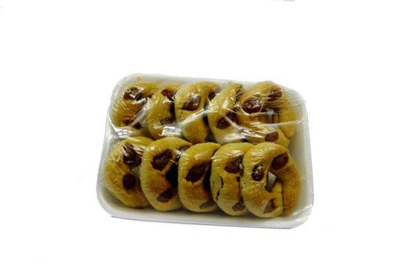 Dulces roscas de alfajor mini 10 uds