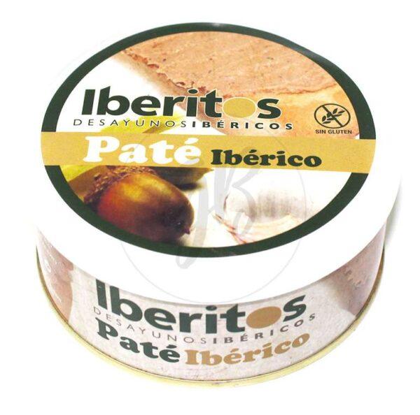 pate ibericos iberitos
