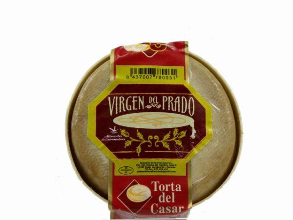 Quesos torta del casar d o virgen del prado