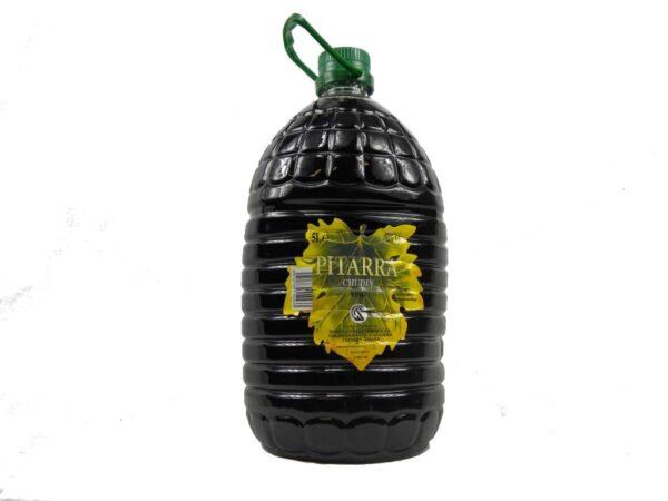 vino garrafa pitarra 5l chudin bodegas ruiz torres