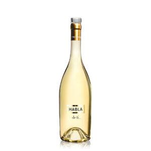 vino habla de ti blanco seco 2017