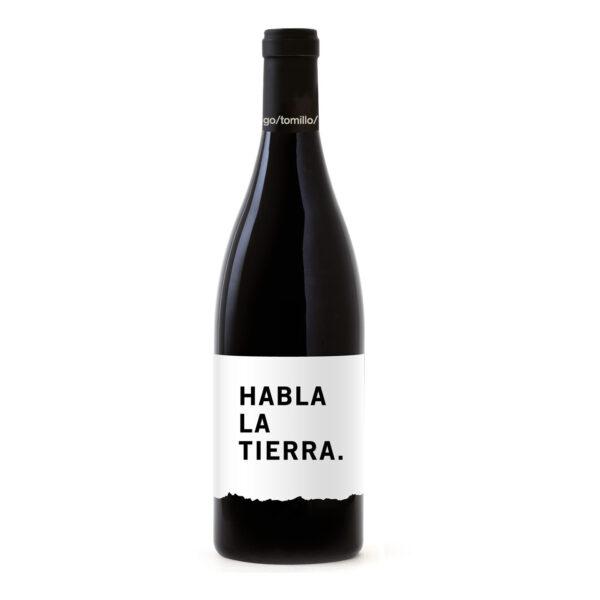 vino habla la tierra tinto 2018