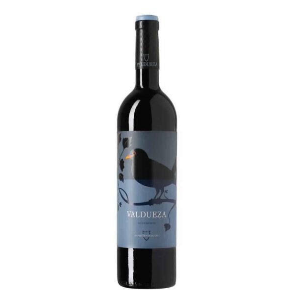 vino valdueza tinto 2017