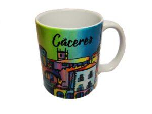 Taza Ceramica Plaza Cc Web