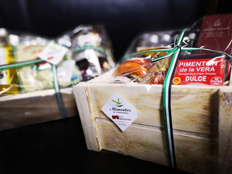 1Te presentamos una bonita forma de regalar Extremadura.....